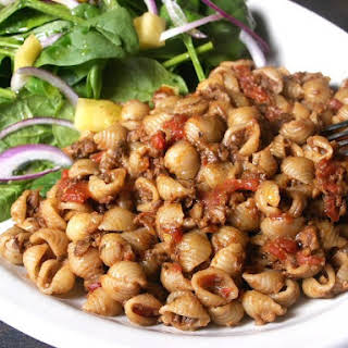 Vegetarian Meat Crumbles Recipes.