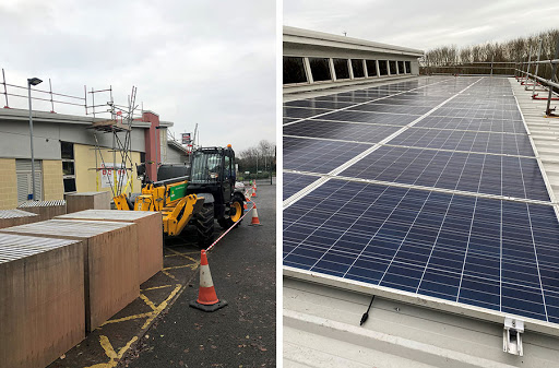 'Project Green' under way at The Brightwell