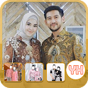 Moslem Couple Photo Frames icon