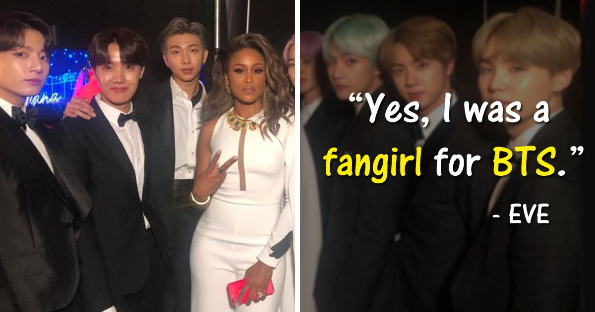 These Celebrities Met Bts At The 2019 Grammy Awards