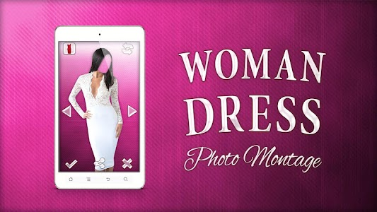 Woman Dress Photo Montage screenshot 6