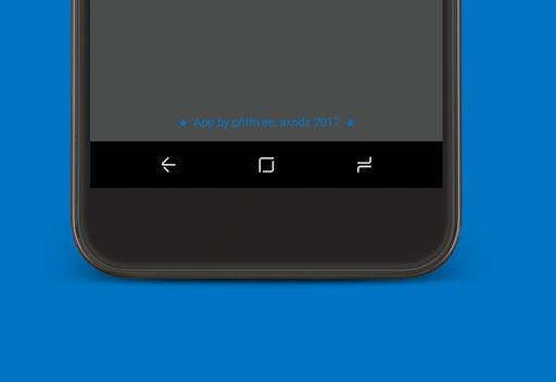 Galaxy S8 Navigation Bar 1.0 screenshots 2