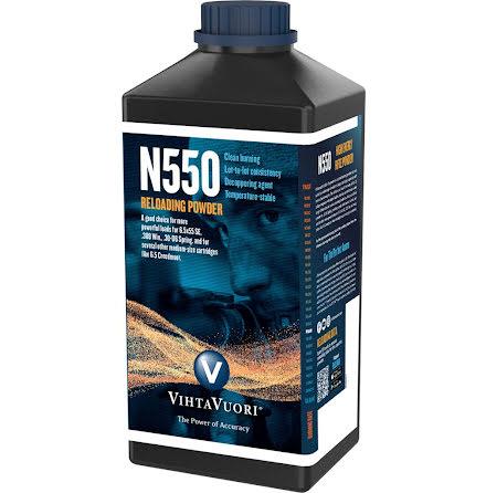 Vihtavuori N550 1,0kg förp.