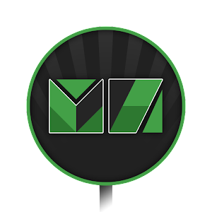 Material Faded CM13 – Green v3.1 APK