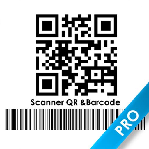 Scanner QR & Barcode Pro