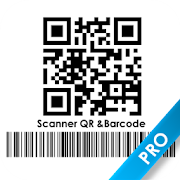 Scanner QR & Barcode Pro icon