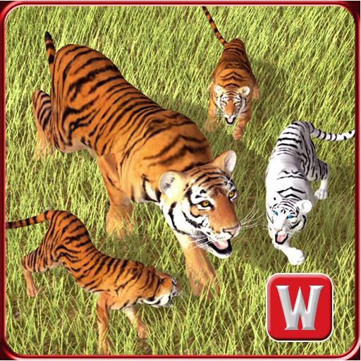 Wild Life Tiger Simulator 2016 模擬 App LOGO-APP開箱王