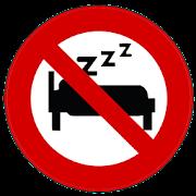 Impossible to sleep - Alarm clock free