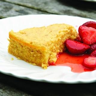 Baked Breakfast Cheesecake.