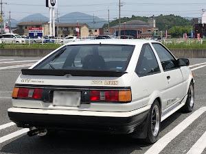 カローラレビン AE86 1986年式  GTV のカスタム事例画像 げれげれさんの2020年06月06日12:03の投稿