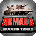 Armada: Modern Tanks - Free Tank Shooting Games icon