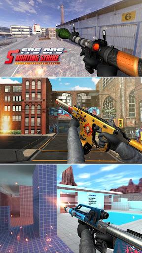 FPS OPS Shooting Strike : Offline Shooting Games screenshots 15
