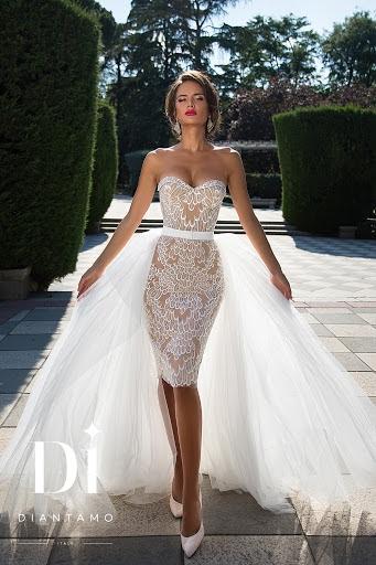 99413221c12fa8b Платье D103 Noemi от Diantamo - 25058 руб., Like Miracle, свадебной ...