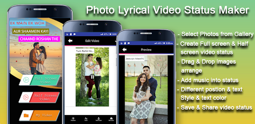 My Photo Lyrical Video Status Maker Apps Bei Google Play
