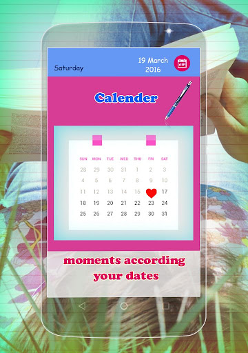 Secret Diary with lock screenshot