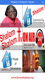 Shalom Shalom Radio- screenshot thumbnail