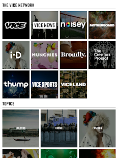 VICE- screenshot thumbnail