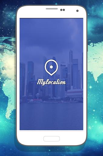 MyLocation - GPS Maps Location