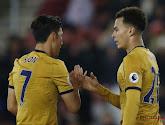 Tottenham haalde uit op het veld van Southampton