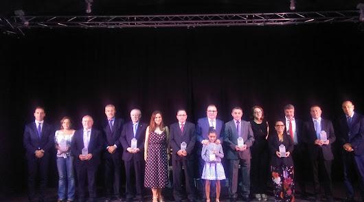 Noche de gala en Fiñana en los quintos Premios Nacimiento de LA VOZ