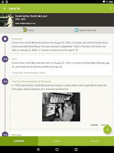 Ancestry- screenshot thumbnail