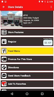 Sprint Foods- screenshot thumbnail