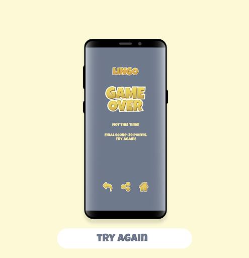 Lingo - The word game 3.0.10 screenshots 5