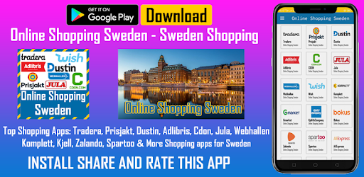 online shopping sweden