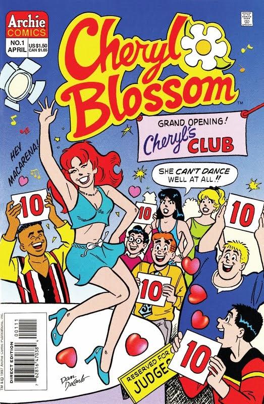 Cheryl Blossom (1997) - complete