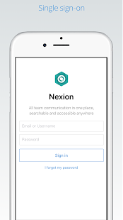 Download Nexion For PC Windows and Mac apk screenshot 1