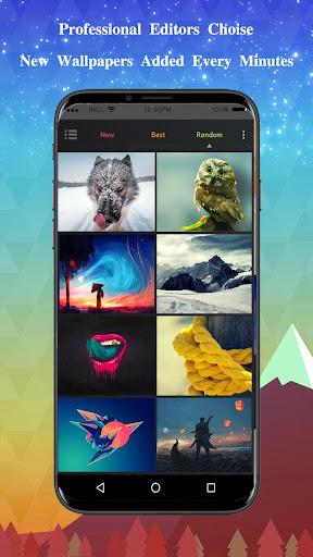 100,000+ Wallpapers HD(Best 4K Wallpaper App) 1.01 screenshots 6