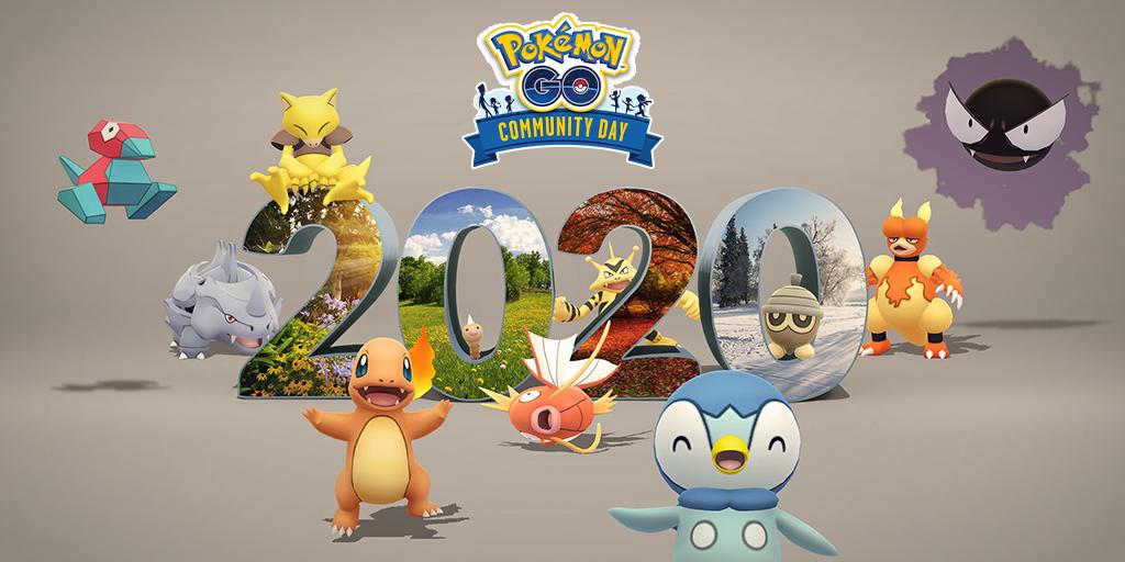 Pokémon Community day