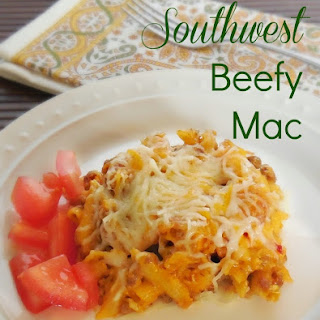 Southwest Beefy Mac