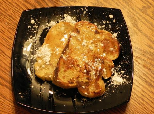 Italian French Toast (oregano Free) Recipe