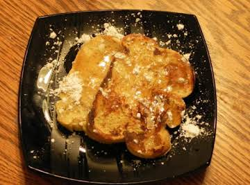 """Italian"" French Toast (oregano free)"