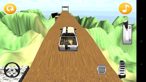 4x4 Pickup Hill Racing 3D