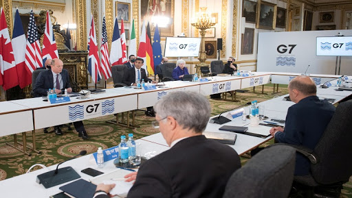 G7 leaders agreed to keep the money taps open – Source