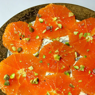 Orange Blossom Salad Recipes