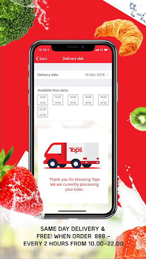 Tops #1 Food & Grocery 2.7.1 screenshots n 2