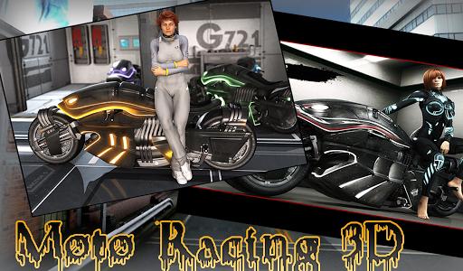 3D Moto Racing 2015