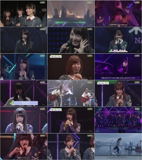 (TV-Music)(1080i) 欅坂46 – 生中継!デビューカウントダウンライブ!! 160317