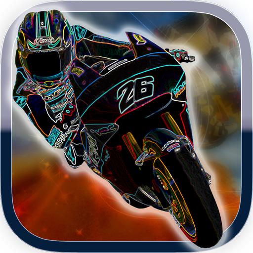 快速摩托交通種族免費 賽車遊戲 App LOGO-APP試玩