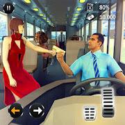 Passenger Bus Taxi Driving Simulator