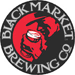 Logo for Black Market Brewing Co