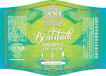Council Beautitude Pineapple Tart Saison