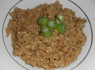 Spanish Rice Low Sodium Instant Recipe