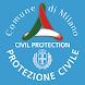 Sistema di Allerta Protezione Civile di Milano