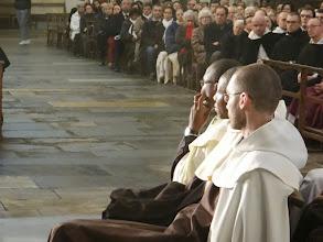 Photo: jako například bratři karmelitání.