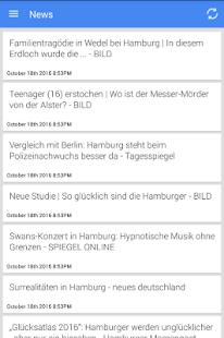 Nachrichten aus Hamburg - náhled