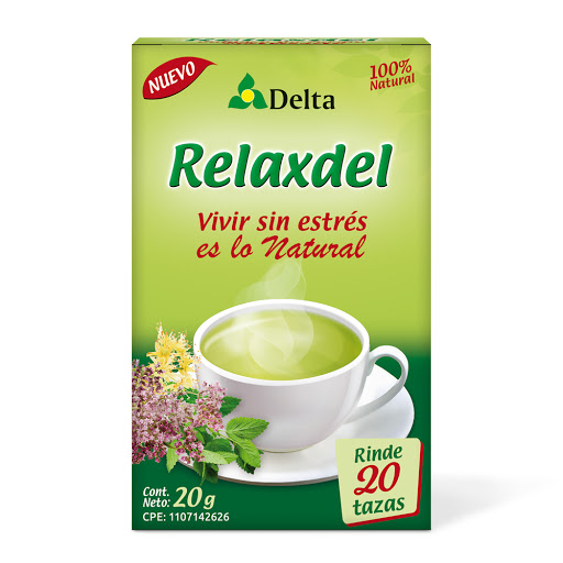 infusion natural relaxdel